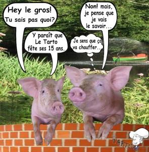 Cochon-Méchoui 15 ans
